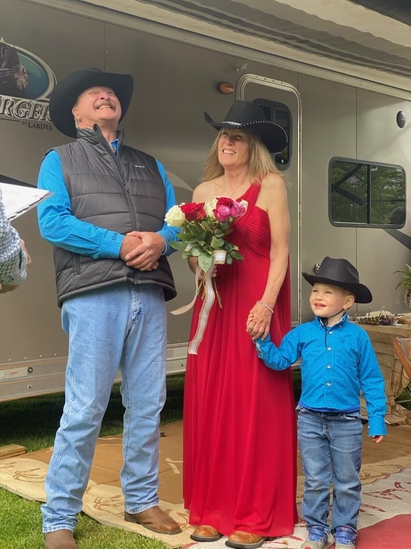 Uncle Jimmy Gets Married